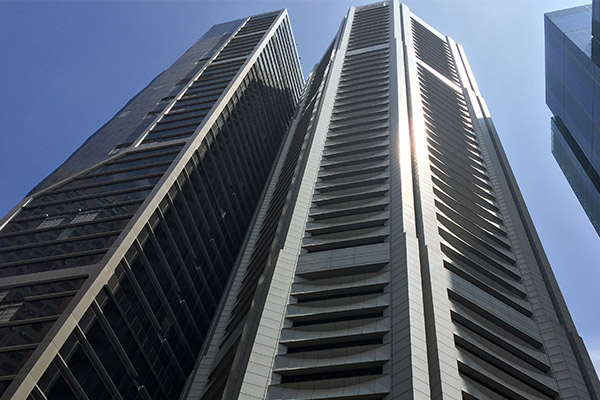 North and South Towers, 80 Collins Street